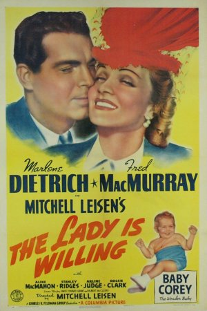 The Lady Is Willing Poster
