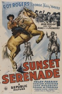 Sunset Serenade poster