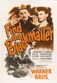 Find the Blackmailer poster