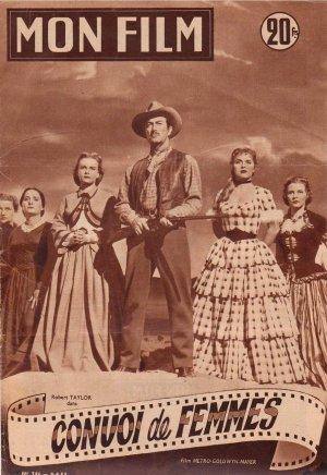 Westward the Women 1205x1750