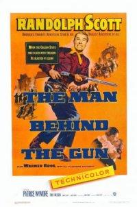 The Man Behind the Gun poster