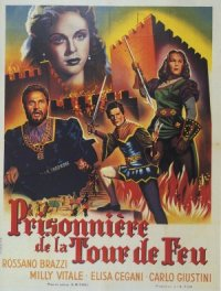 Prisoner in the Tower of Fire poster