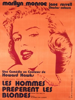 Gentlemen Prefer Blondes 2132x2832