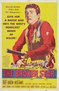 The Broken Star poster