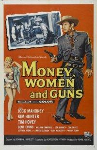 Money, Women and Guns poster