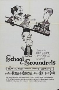 School for Scoundrels or How to Win Without Actually Cheating poster