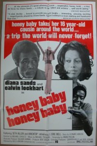 Honeybaby, Honeybaby poster