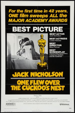 One Flew Over the Cuckoo's Nest 1999x3000
