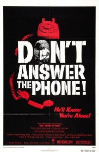 Don't Answer the Phone! poster
