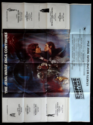 Star Wars: Episodio V - El Imperio contraataca 1419x1894