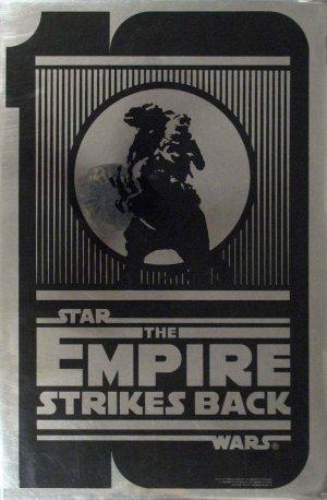 Star Wars: Episodio V - El Imperio contraataca 966x1474