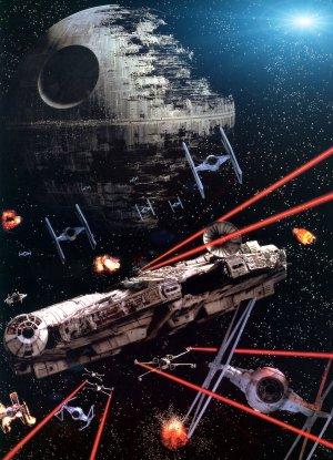 El retorno del Jedi 3000x4150
