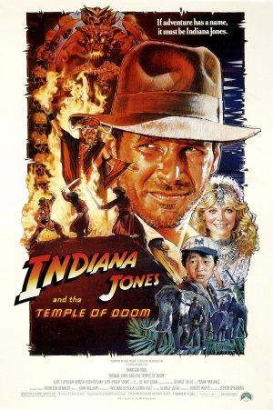Indiana Jones and the Temple of Doom 2500x3757