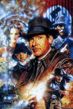 Indiana Jones and the Last Crusade 638x959
