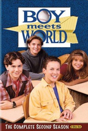Boy Meets World 1383x2060