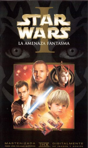 Star Wars: Episodio I - La amenaza fantasma 1000x1686
