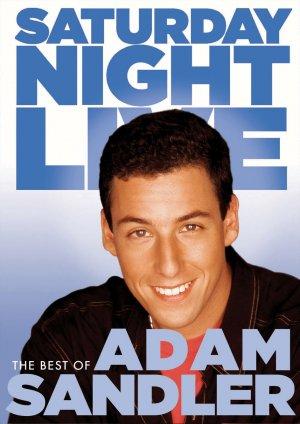 Saturday Night Live: The Best of Adam Sandler 943x1332