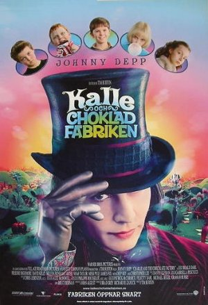 Charlie and the Chocolate Factory 353x517
