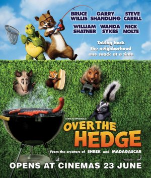 Over the Hedge 500x590
