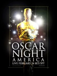 The 2008 Academy Awards poster