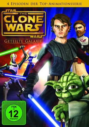 Star Wars: The Clone Wars 563x800