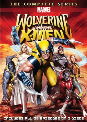 Wolverine and the X-Men 1606x2250