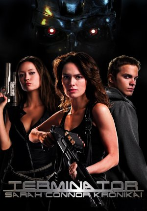Terminator: The Sarah Connor Chronicles 1600x2300