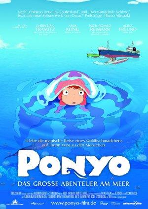 Ponyo: Das grosse Abenteuer am Meer 1754x2480