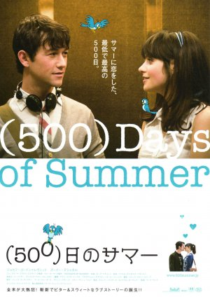 (500) Days of Summer 2142x3025