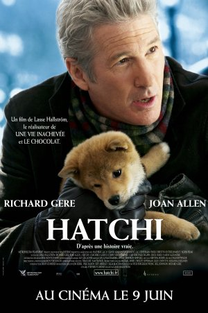 Hachi: A Dog's Tale 2953x4439