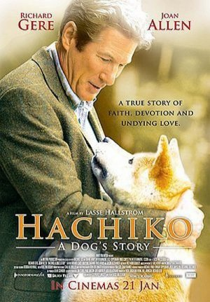 Hachi: A Dog's Tale 400x575