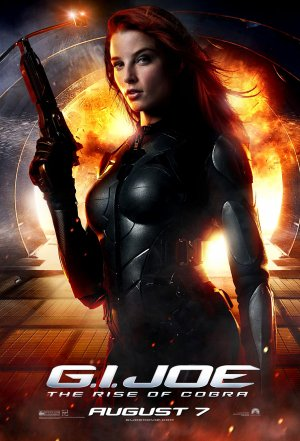 G.I. Joe: The Rise of Cobra 1361x2000
