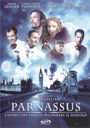 The Imaginarium of Doctor Parnassus 1540x2169