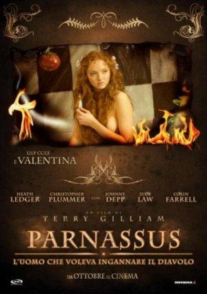 The Imaginarium of Doctor Parnassus 423x600