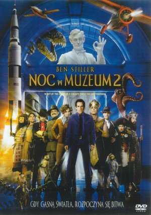 Night at the Museum: Battle of the Smithsonian 1532x2175