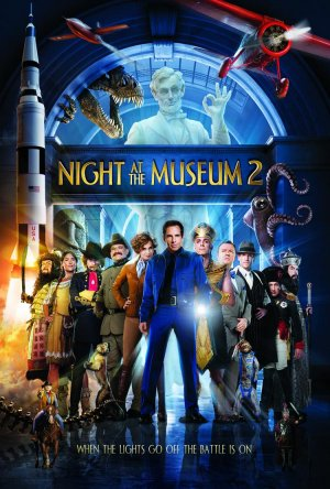 Night at the Museum: Battle of the Smithsonian 750x1109