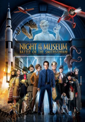 Night at the Museum: Battle of the Smithsonian 1800x2569