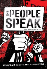The People Speak poster