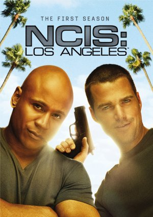 NCIS: Los Angeles 2549x3600