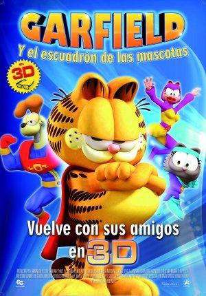 Garfield - Tierische Helden 2362x3389