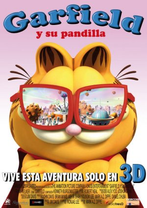 Garfield - Tierische Helden 595x842