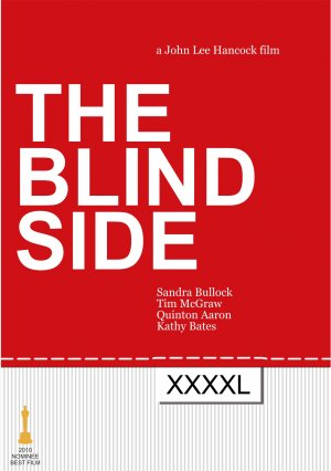The Blind Side 1408x2000