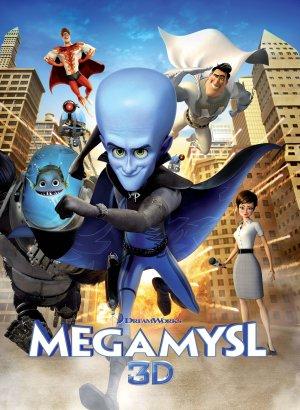 Megamind 3658x5000