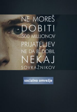 The Social Network 348x500