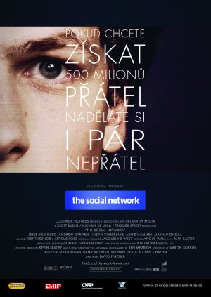 The Social Network 1181x1665