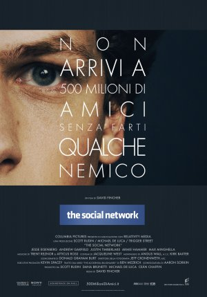 The Social Network 2400x3430