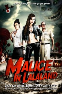 Malice in Lalaland poster