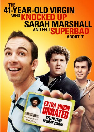 The 41-Year-Old Virgin Who Knocked Up Sarah Marshall and Felt Superbad About It 1531x2157