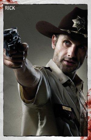 The Walking Dead 1301x2000
