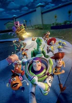 Toy Story 3 3509x5000